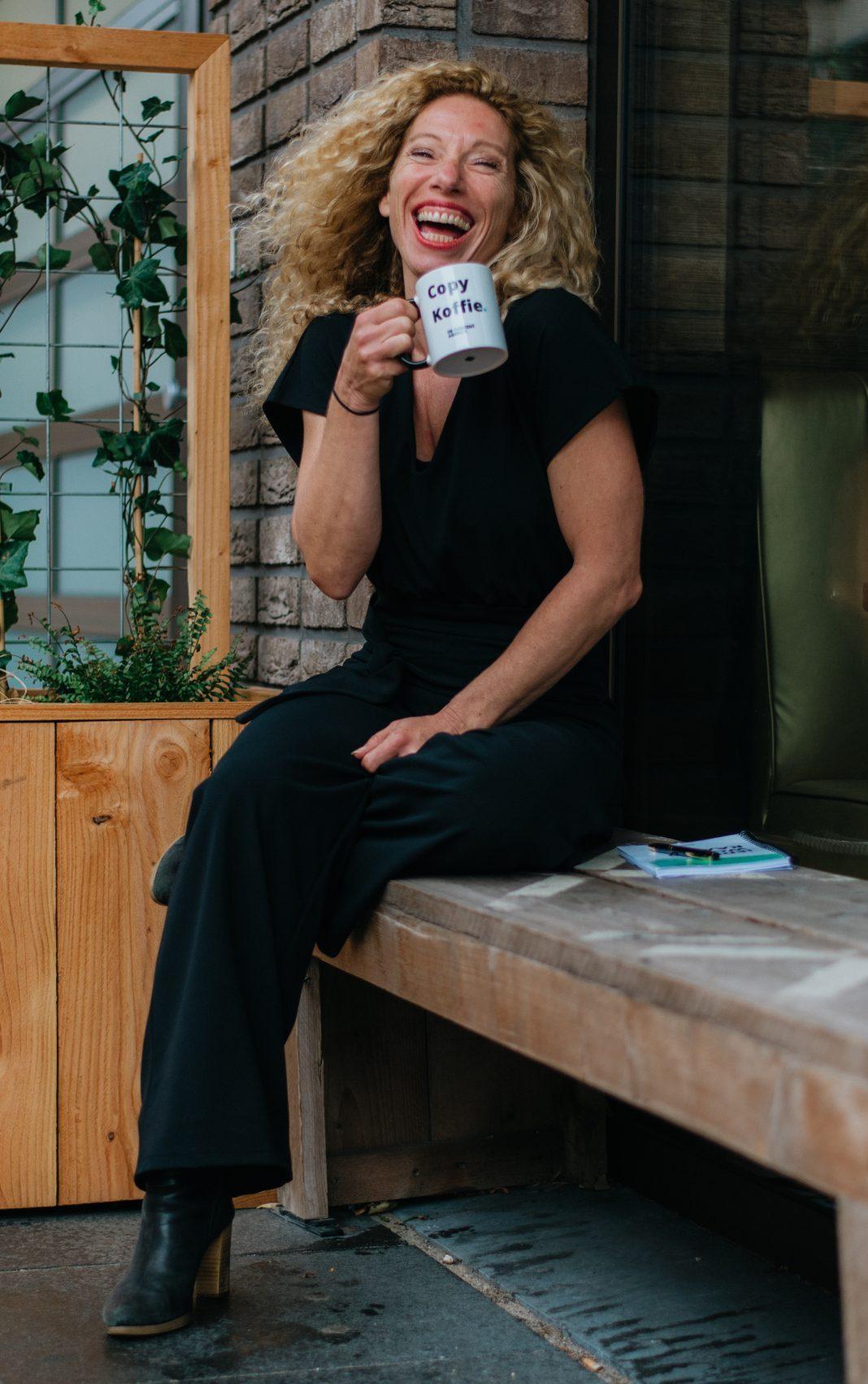 Esther Natar - De Content Agency Foto: Prisca Visser